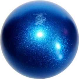 PASTORELLI New Generation Glitter Gym Ball HIGH VISION