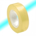 Adhesive transparent tape
