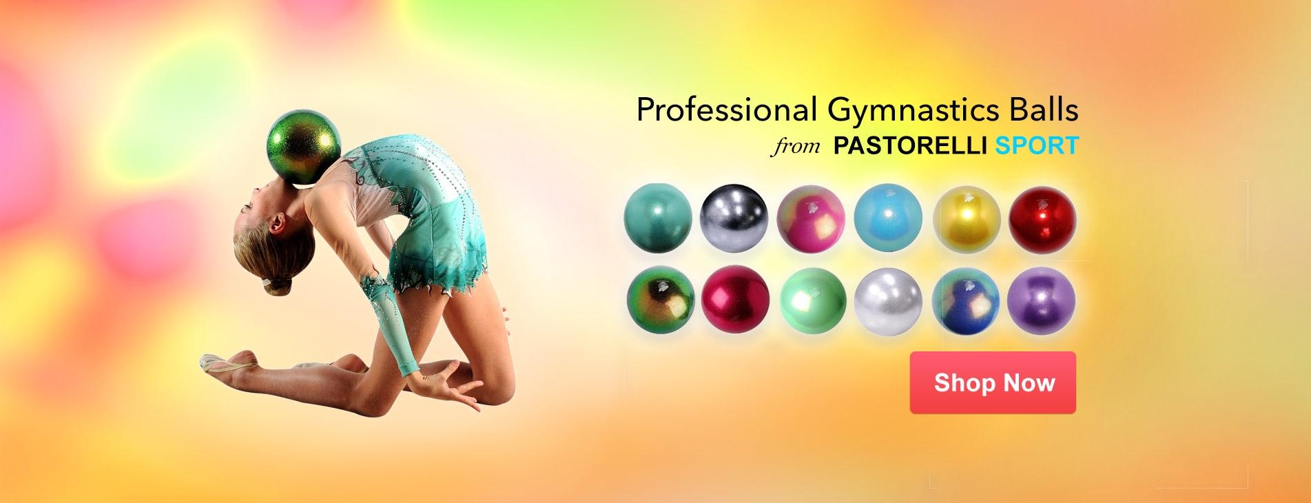 Show Gymnastics Balls